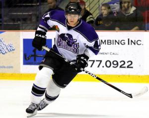 Q&A With Former Texas Brahmas and Hull Stingrays Enforcer, Ryan Hand