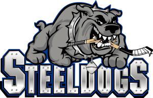 Steeldog Logo sand latest