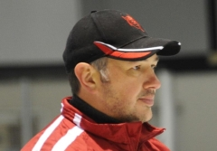 Coach Khorozov. (Photo: www.reddevils.co.nz)