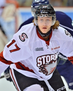 Tyler Bertuzzi. (Photo: Terry Wilson/OHL Images)
