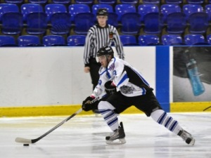 Greg Wood. Sheffield Steeldogs.