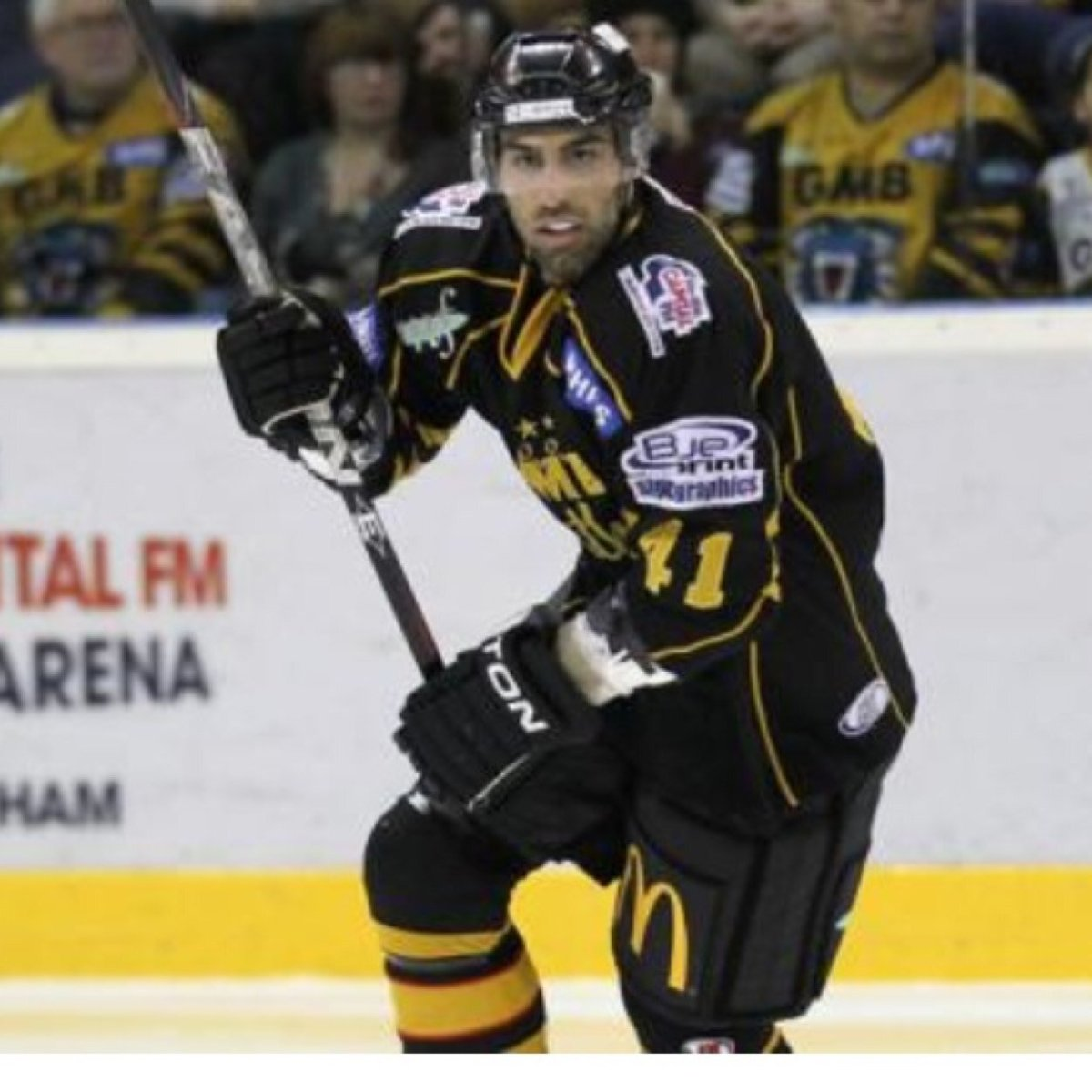 Players as pawns: Nottingham Panthers and Joe Grimaldi