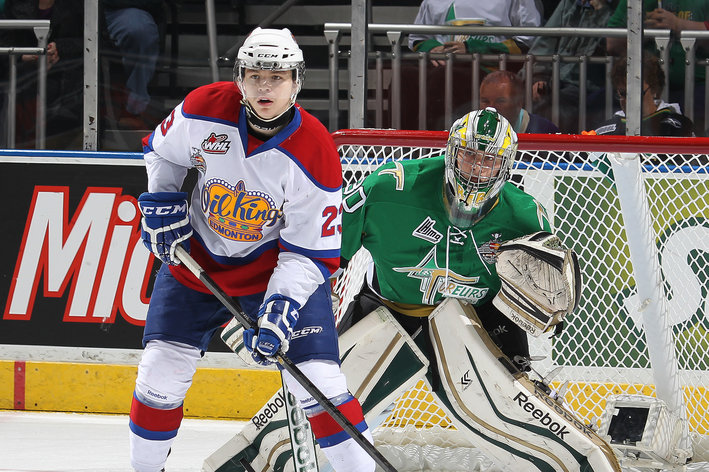 The Latvians never say die: 2014 Memorial Cup Champions, Edgars Kulda and the Edmonton Oil Kings