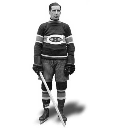Sprague Cleghorn and the Cornwall Cougars