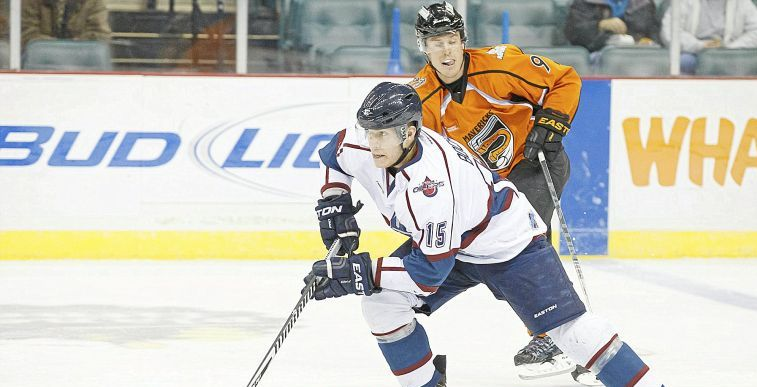 One on One with 2013/14 CHL Bodychecker of the Year, Kyle Bochek