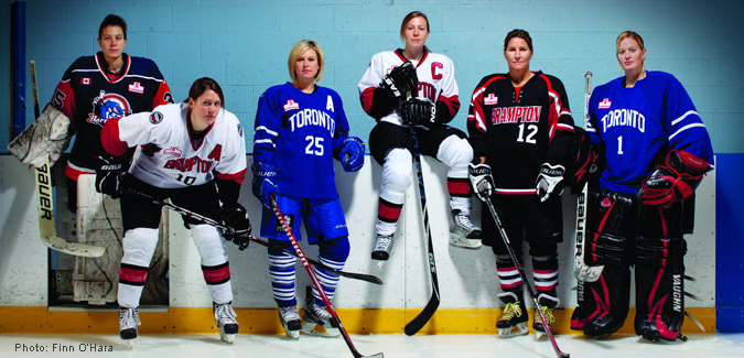 Laura Fortino selected first overall in 2014 CWHL Draft