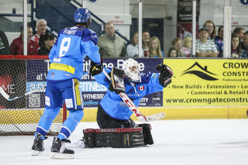 Coventry Blaze set fire to opening weekend