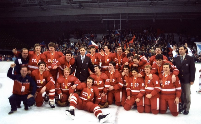Why hockey needs to appreciate the Red Army