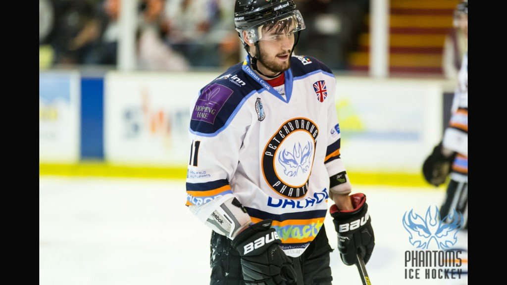 One on One with Hull Stingray/Peterborough Phantom Scott Robson