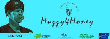 Are you a hockey player who can grow a mad 'stache? Then sign up for#Muzzy4Money!