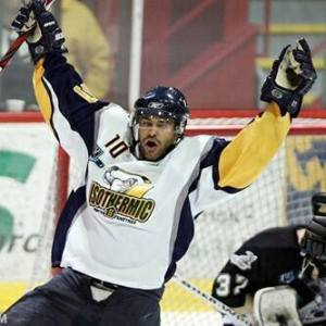 The Leafs took Nic Corbeil in the 3rd round of the 2001 draft.