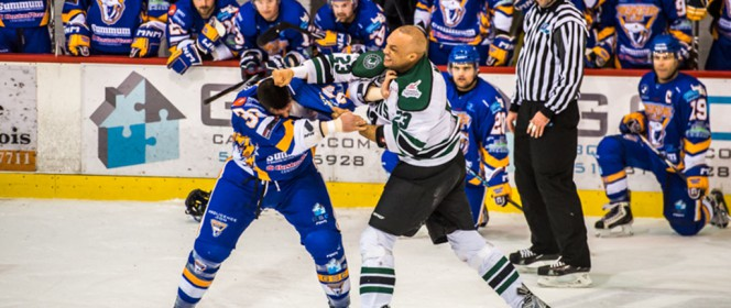 Fighting and the future of the LNAH