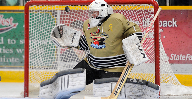 OJHL GOALTENDING GREATNESS: URBANI, RYCKMAN PUT TO THE TEST