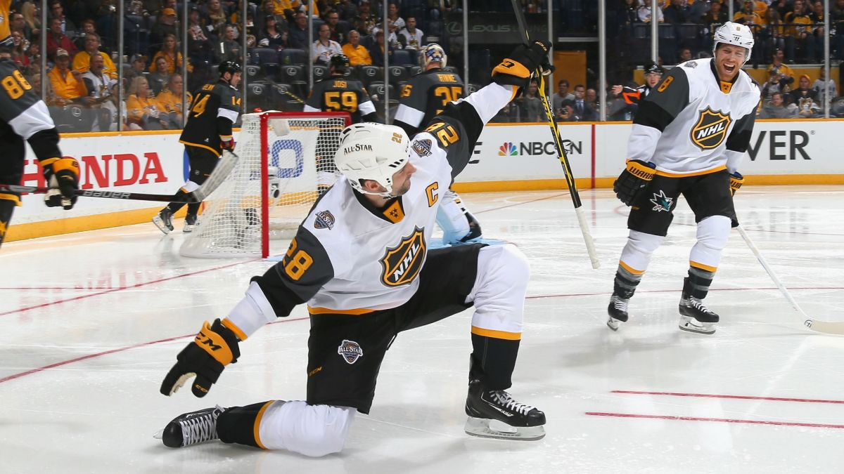 John Scott: Is This The Fitting End Of The EnforcerEra?